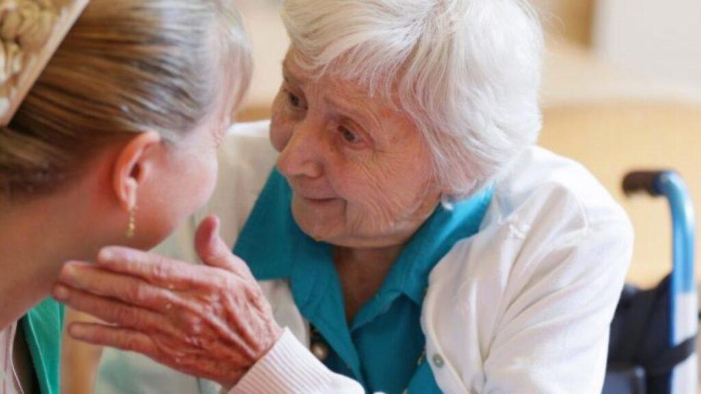 склероз у престарелых